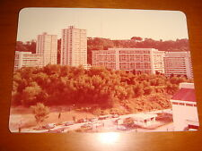 Singapore 1984 Color Photograph, View of HDB Flats below Mount Faber