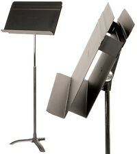 Manhasset Director's Sheet Music Stand with Auto-Adjust