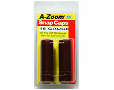 A-Zoom  Pachmayr Snap Caps, 16 Gauge Shotgun, 2 pack, 12212
