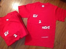 Ex 2 Next Old School Hip hop Rap t-shirt Gangstarr to Guru DJ Premier Premo tee