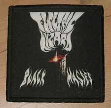 "ELECTRIC WIZARD ""BLACK MASSES"" silk screen PATCH"