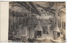 RPPC - New Castle, Ind. - Factory Scene - early 1900s