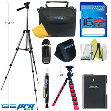 I3ePro Starter Accessory Kit for Nikon DSLR D5100 16.2 MP Digital Camera