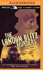 Disaster: The London Blitz Murders by Max Allan Collins (2015, MP3 CD,...