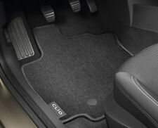 Genuine RENAULT CLIO III 2005-2014 Tailored Carpet Floor Mat Set x4 front & Rear