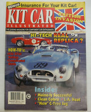 Kit Car Illustrated Magazine KVA GT40 February 1994 061015R