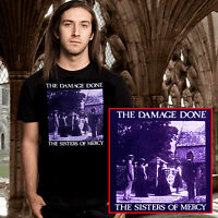 the sisters of mercy the damage done t.shirt goth gothic