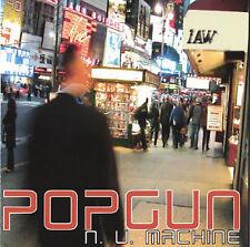 N.U. Machine by Popgun (CD, Aug-2003, Poprockit/Cargo) BRAND NEW, SEALED