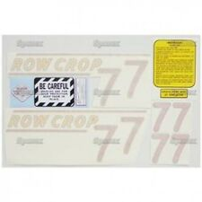New Oliver 77 Rowcrop (48-50) Decal Set