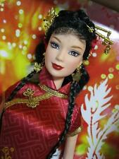NIB 2005 Festivals of the World Chinese New Year Barbie Doll Pink Label New