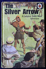 THE SILVER ARROW by M. Kester (Ladybird Hb c.1970's) Series 549