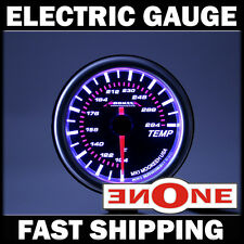 52mm MK1 Smoked Lens Trans Temperature Temp Gauge T-L2 Transmission oil