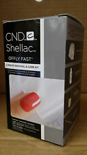 Creative CND Shellac  OFFLY FAST 8 Minute Gel Polish Removal & Care Kit NEW!!