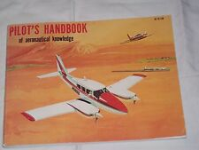 Pilots Handbook of Aeronautical Knowledge by FAA Staff (1979, Paperback,...