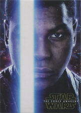 Star Wars the Force Awakens Series 2 Character Poster Card 2 Finn