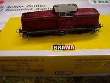 Brawa H0 42801 Diesellok Br V 100.10 der DB Epoche III für AC Digital NEU OVP