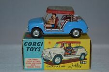 Corgi Toys 240 Ghia Fiat 600 Jolly very near mint in box
