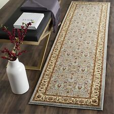 Safavieh Lyndhurst Traditional Oriental Light Blue/ Ivory Rug (2'3 x 11')