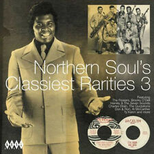 "NORTHERN SOUL'S CLASSIEST RARITIES VOLUME 3  ""24 MONSTER TRACKS"""