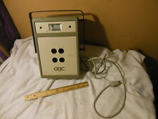 VINTAGE GENERAL BINDING CORP (GBC) MODEL #2020ID POLAROID PHOTO-ID MACHINE
