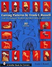 Carving Patterns by Frank C. Russell: From the Stonegate Woodcarving School
