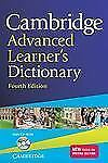 Cambridge Advanced Learners Dictionary 4th Edition