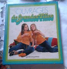 Ouvrages de Grandes filles. Gautier-Languereau. 1972.