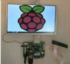 "7"" TFT LCD Display Module 1080P HDMI+VGA+2AV Driver Board for Raspberry Pi new"