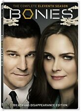 Bones: Season 11 (2017, DVD NEUF)6 DISC SET
