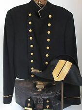 Antique 1890 - 1920 U S Naval Academy Dress Officer Uniform Set