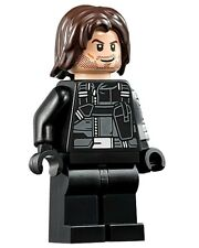 LEGO WINTER SOLDIER MINIFIG 76051 marvel figure minifigure civil war bucky