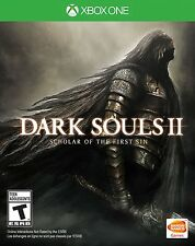 NEW Dark Souls II 2 Scholar of the First Sin (Microsoft Xbox One, 2015)