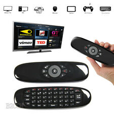 2.4G Wireless Mini 6-Axis Gyroscope Air Mouse Keyboard TV PC Remote Controller
