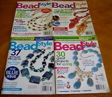Great Projects for Springs lot  Bead Style Magazines Jewelry Making, Crafting