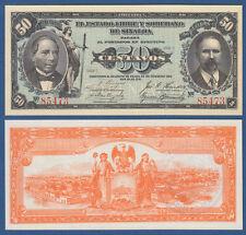 MEXIKO / MEXICO  50 Centavos 1915  UNC  P.S1042