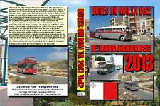 2612. Malta. Buses. June 2013. The second of our bus features which also takes i