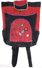 FAIR TRADE GRINGO HIPPY BOHO FESTIVAL HIPPIE ETHNIC RUCKSACK/BACKPACK FROM NEPAL