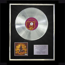 KANYE WEST COLLEGE DROPOUT   CD PLATINUM DISC FREE P+P!!