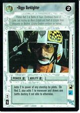 STAR WARS CCG PREMIERE BLACK BORDER RARE BIGGS DARKLIGHTER