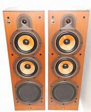 B & W Bowers & Wilkens DM3000 vintage stereo speakers pair