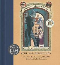 A Series of Unfortunate Events: The Bad Beginning Bk. 1 by Lemony Snicket...