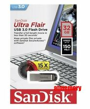 SanDisk Ultra Flair 32GB USB3.0 32G USB Flash Drive Disk CZ73 150MB/s SDCZ73-032