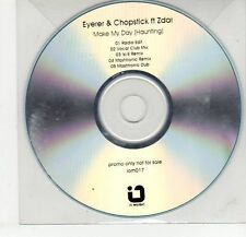 (EG309) Eyerer & Chopstick ft Zdar, Make My Day (Haunting) - DJ CD
