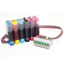 NON-OEM Continuous Ink Supply System for Epson Artisan 725 730 800 810 835 837