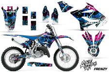 Yamaha YZ 125/250 Dirt Bike Graphic Sticker Kit Decal Wrap MX 2015-2016 FRENZY