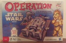 OPERATION STAR WARS R2D2 EDITION by Hasbro, Used Complete 2012, 6-12, and Boys