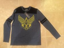 Loot Crate Gaming Assassin's Creed Jackdaw Crest Shirt Size MEDIUM November 2016