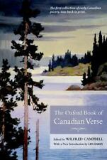 The Oxford Book of Canadian Verse (Wynford Books)-ExLibrary