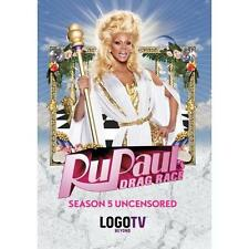 RuPaul's Drag Race: Season 5 Uncensored New