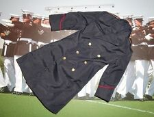 DiD 1/6 Scale USMC Ceremonial Honor Guard Tony Blue Dress Greatcoat A80087